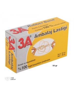 3A Ambalaj Lastiği Karton Kutu 50 gr
