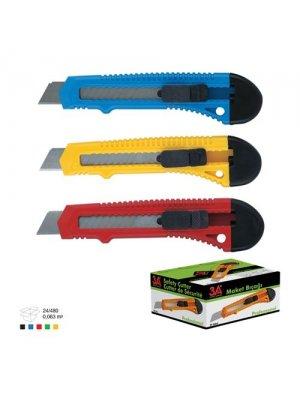 3A Maket Bıçağı Plastik Gövde