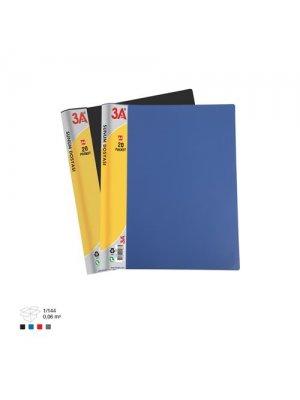 3A Sunum Dosyası 10'lu Mavi