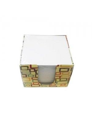 Karton Kutu Bloknot 8x8 cm