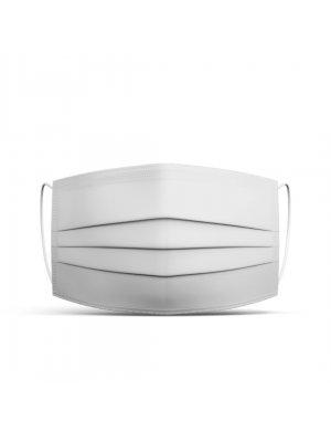 BCNK Maske 50'li Beyaz Telsiz