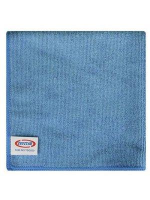 Mikrofiber Temizlik Bezi Mavi 40x40 Ceystar