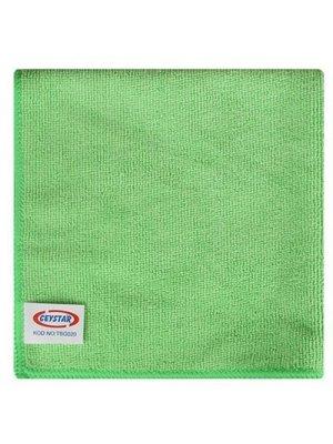 Mikrofiber Temizlik Bezi Yeşil 40x40 Ceystar