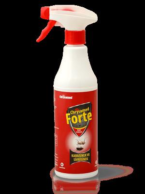Chrysamed Forte Böcek İlacı 500 ML