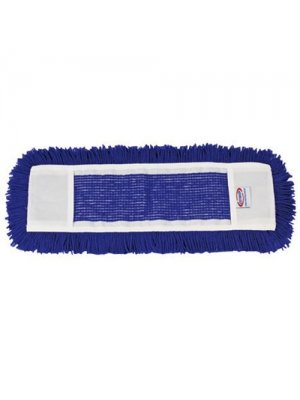 Ceymop Mop Orlon Zincir Dikişli Mavi 60 cm