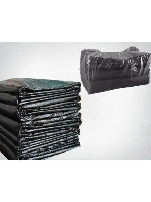 Siyah Dökme Çöp Torbası  80 CM x110 CM ( 25 Kg)