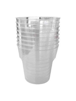 Kristal Bardak 25 Adet (Sert Plastik )