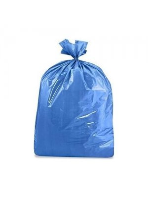 Mavi Çöp Poşeti 80 cm x 110 cm (400 GR )