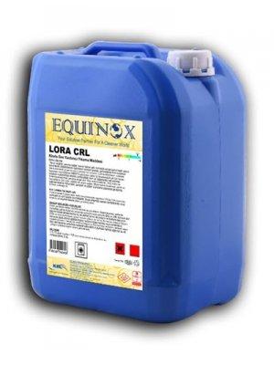 EQUINOX LORA CRL Klorlu Yardımcı Sıvı Yıkama Maddesi 24 KG