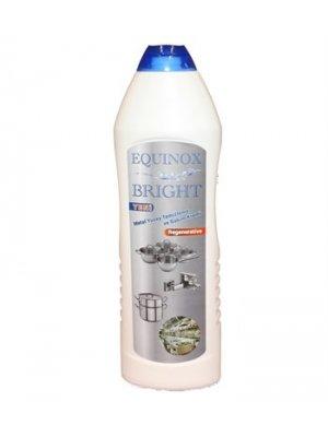 EQUINOX BRIGHT Metal Yüzey Temizleme ve Bakım Kremi 0,75 LT