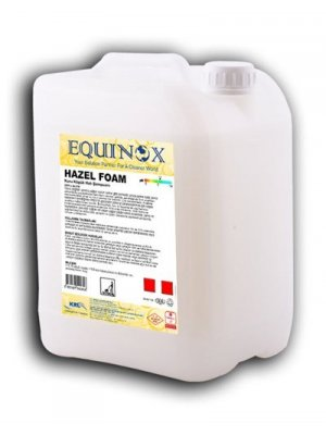 EQUINOX HAZEL FOAM Kuru Köpüklü Halı Şampuanı 20 KG