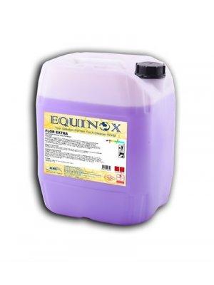 EQUINOX FLOR EXTRA Ultra Kıvamlı Parfümlü Yüzey Temizleyici 20 KG
