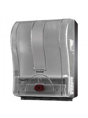 Palex Otomatik Havlu Dispenseri Şeffaf-Füme