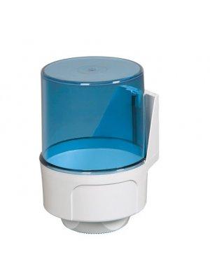 Palex İçten Çekme Havlu Dispenseri Şeffaf-Mavi