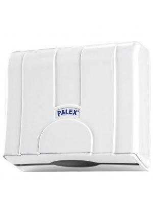 Palex  Z Katlı Kağıt Havlu Dispenseri Beyaz