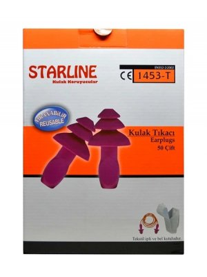 Starline Kulak Tıkacı