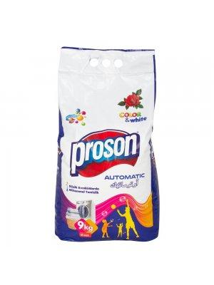 Proson Çamaşır deterjanı 9 KG (Renkliler ve Beyazlar için )