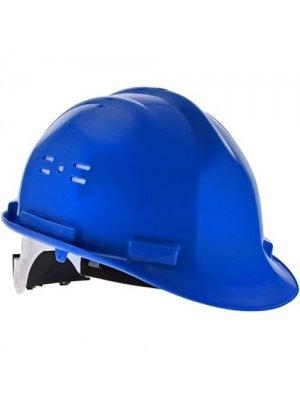 Baret Ce Sertifikalı Enseden Mekanizmalı Mavi