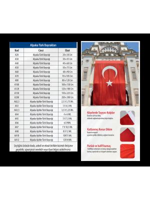 Türk Bayrağı (40 CM x60 CM )