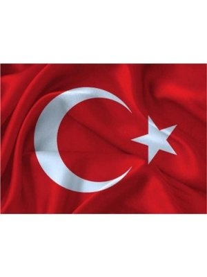 Türk Bayrağı (30 CM x 45 CM)