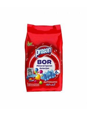 Bor Mineralli Çamaşır Deterjanı Proson 6 kg