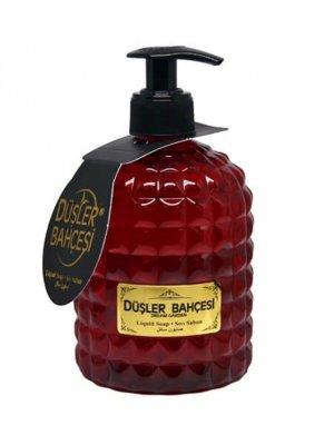 Düşler Bahçesi Lüks Sıvı Sabun Kırmızı Meyveler - 500 ml