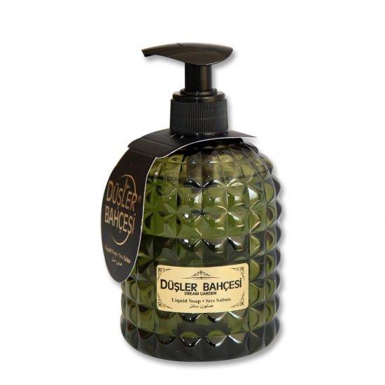 Düşler Bahçesi Lüks Sıvı Sabun Zeytinyağı Özü - 500 ml