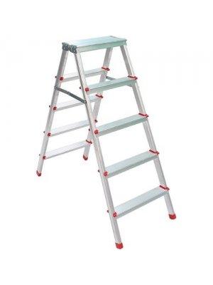 Beykon 5+5 Çift Çıkışlı Alüminyum Merdiven