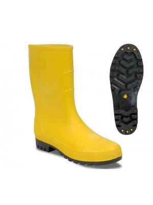 Kısa Sarı Çizme