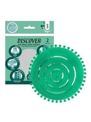 Discover Çok Amaçlı Koku Giderici 2'li Paket Laris