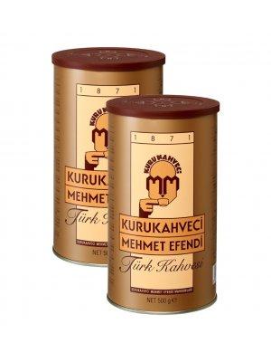 Kurukahveci Mehmet Efendi Türk Kahvesi 500 Gr